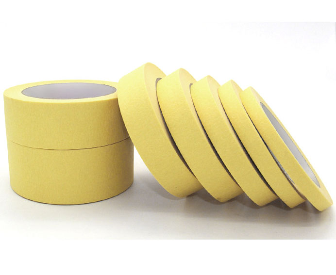 High Temperature-Resistant Masking Tape